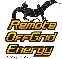 Remote Off Grid Energy Logo